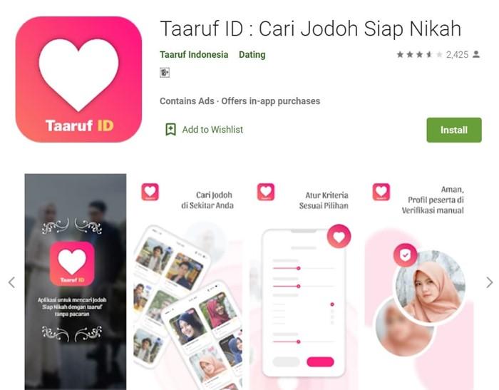 taaruf-app