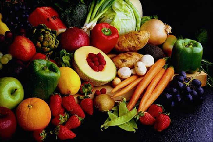 Fruit and Vegetable Consumption