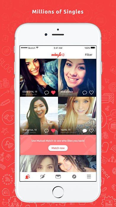 mingle app