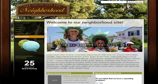 Campus Website