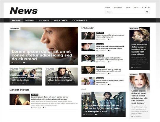 news-website