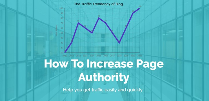 increase page authority