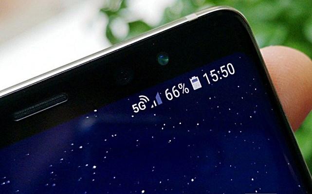 Bagaimana Android 11 bekerja dengan 5G