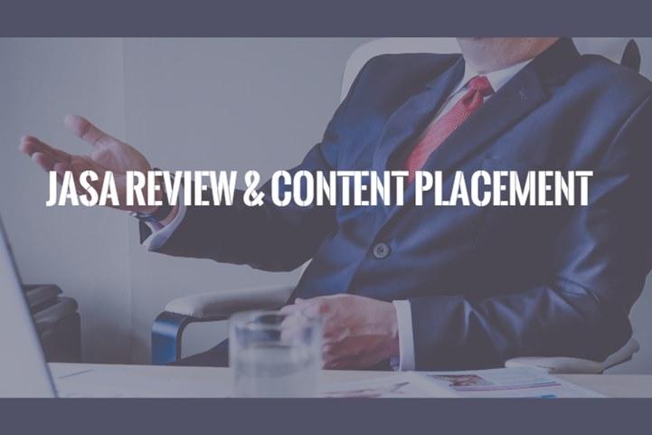 Jasa-review-content-placement