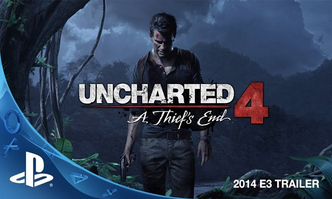 The Uncharted series-ps-now